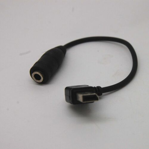 Details about 11Pin Mini USB to 3.5mm Headset FOR Adapter HTC TyTn II Vogue Wings XV6800 Tt
