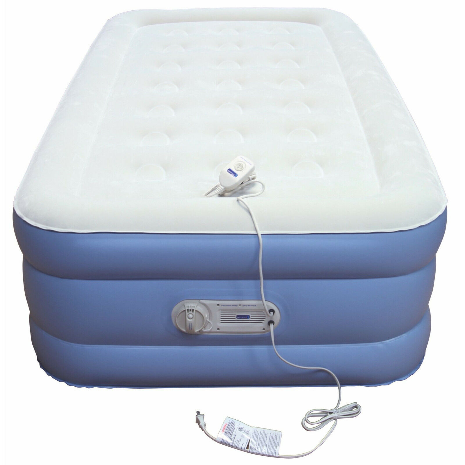 Mattress Air Twin Perfect Pressure AeroBed 2000029211 COLEMA