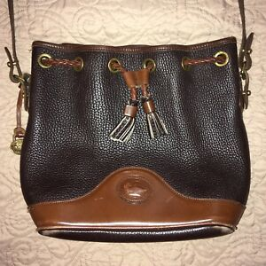 Dooney & Bourke designer leather purse