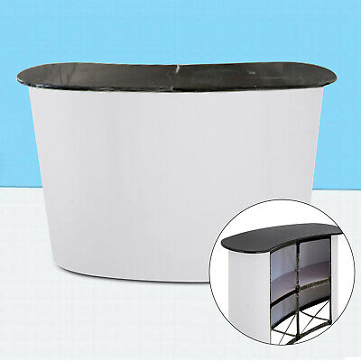Trade Show Display Table Counter Stand Pop Up Promotion Retail Painted Tabletop
