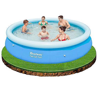 """Bestway 12ft x 30"""" Fast Set Swimming Pool no pump #57032"""