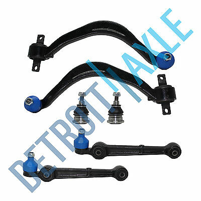 Front Lower Control Arm Set & Upper Ball Joints Sebring Coupe Avenger Eclipse