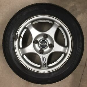 OZ Racing Aluminium Rims 15""