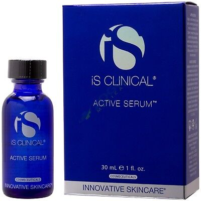 iS Clinical Active Serum 1 oz - New in Box