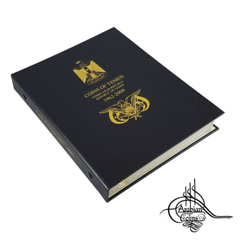 Yemen Arab Republic 1962-2009 Coin Album 1963 1974 1976 1978 1979 1980 1985 etc