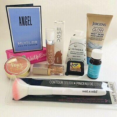 Makeup Lot Sephora Favorites Too Faced Stila Birchbox Ipsy Beauty & Skincare