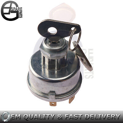 New Ignition Switch K203992 For Case 1818 1825 580f 580g Dh7 1190 1194 Tractors