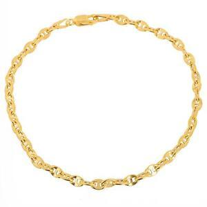 9ct Gold Bracelets   eBay a9287a8ebfb1