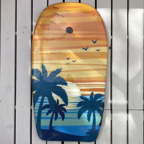 """33"""" Body board Boogie Board Water Board With Basic Leash"""