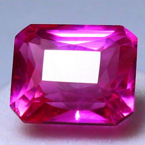 Natural Unheated 13.85 Ct Certified Utah Red Beryl Bixbite Loose Gemstones