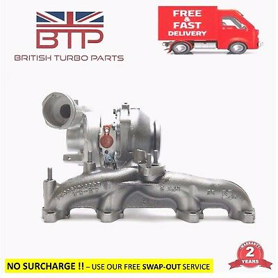 Turbocharger For Ibiza V Caddy Touran 1.9 105BHP BLS 54399700071 2 YEAR WARRANTY
