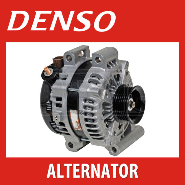 DENSO Alternator DAN1104  |  BRAND NEW - NOT REMANUFACTURED - NO SURCHARGE