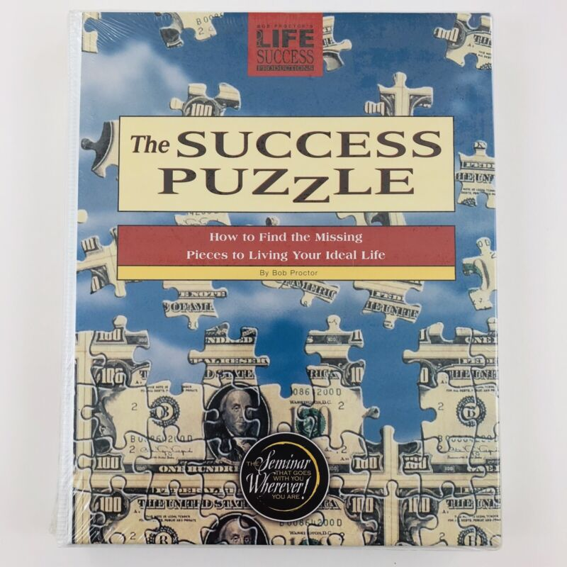 The Success Puzzle by Bob Proctor - LifeSuccess Training CD Course