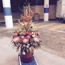 Freelance Florist Ryde Ryde Area Preview