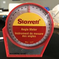 Portable Magnetic Angle Meter 29.99