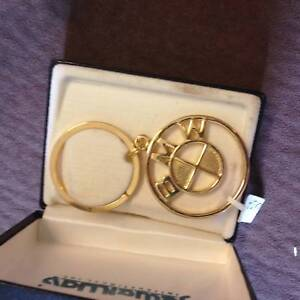 c8f55c476fc Brand new gold BMW Keyring from USA