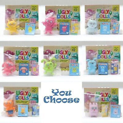 Ugly Dolls Blind Bag Hasbro Series 2 - 8 To Choose From