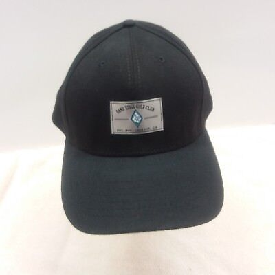 Sand Ridge Golf Club  Chardon  Oh    New Golf Hat   Structured Black