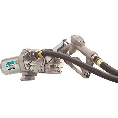 Gpi 12 Volt Fuel Transfer Pump - 15 Gpm Model M-150s-em