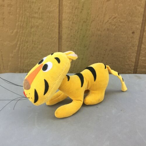 Walt Disney Productions Winnie the Pooh Tigger Tiger Sawdust Doll Animal Japan