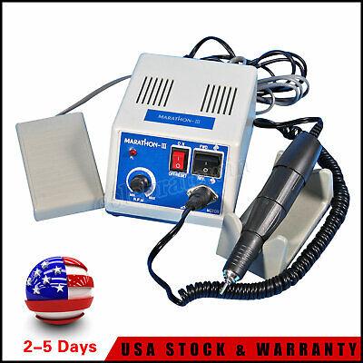 Dental Marathon Iii Motor 35k Rpm Electric Micromotor 35000 Polisher Handpiece