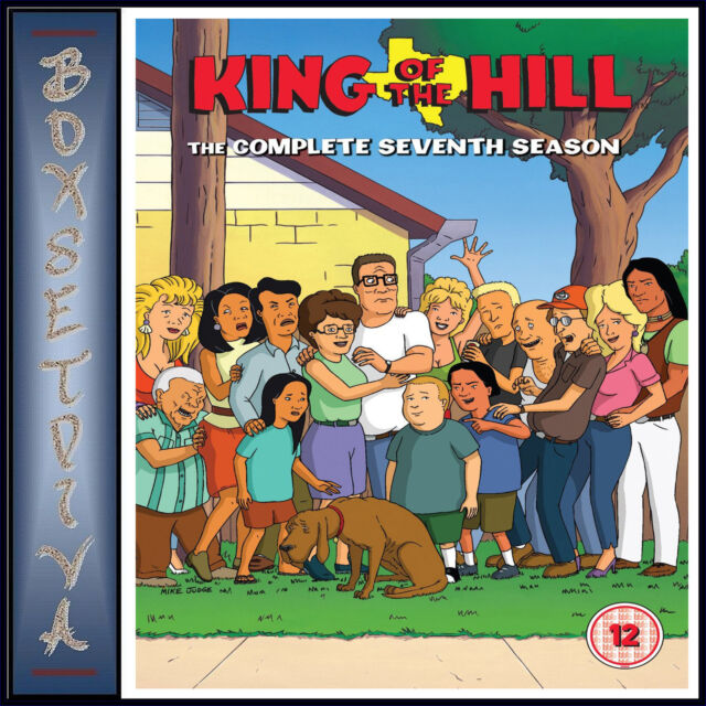 KING OF THE HILL - COMPLETE SEASON 7 **BRAND NEW DVD**