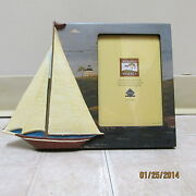 Sailboat Photo Frame