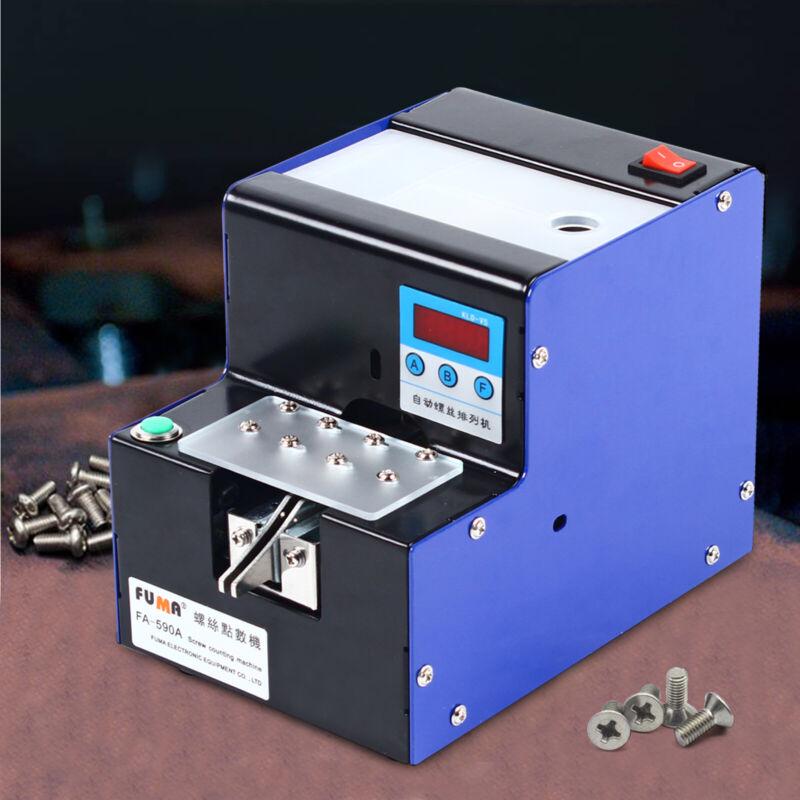 Automatic Screw Feeder Conveyor Machine Counter Function 1.0-5.0mm AC 110V