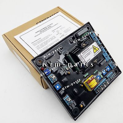 New Automatic Voltage Regulator Avr Sx440 For Stamford Generator