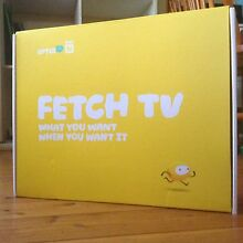 Optus tv fetch Chester Hill Bankstown Area Preview