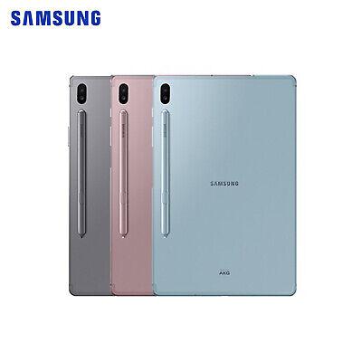 SAMSUNG Galaxy Tab S6 128GB 256GB Tablet SM-T860 / SM-T865 Wi-Fi LTE