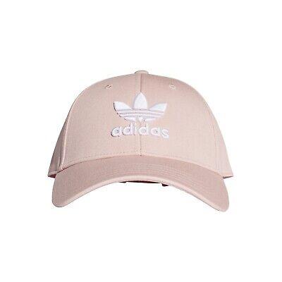 Adidas Baseball Class Tre Snapback Cap Mütze rosa