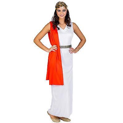 Frauenkostüm Römerin Karneval Fasching Kostüm Kleid Antike Olymp römische Göttin