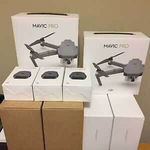 Genuine DJI Mavic Pro Camera Drone In Stock Now Clayton Monash Area Preview