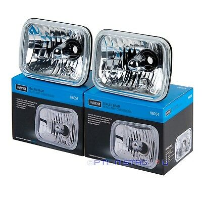 "H6054 Nokya Sealed Beam Headlight Conversion Kit 7x6"" SAE / DOT NOK2212S 1 Pair"