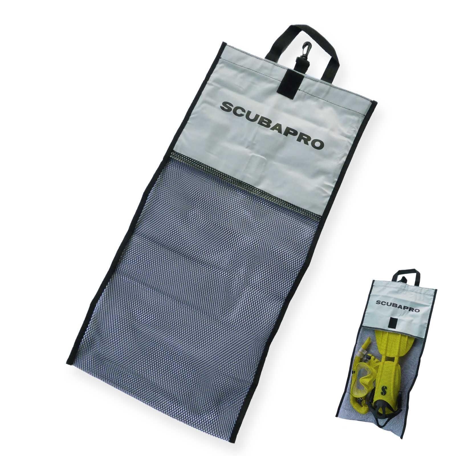 Scubapro Netztasche für Taucherbrille, Schnorchel, Flossen