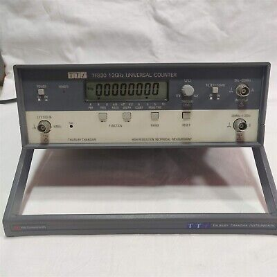 Thurlby Thandar Tti830 1.3ghz Universal Counter.
