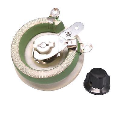 100w 1k Ohm High Power Wirewound Potentiometer Rheostat Variable Resistor