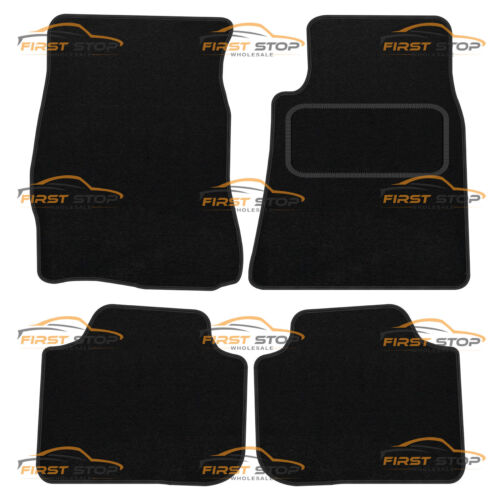 LEXUS GS300 FULLY TAILORED CLASSIC CAR FLOOR MATS BLACK
