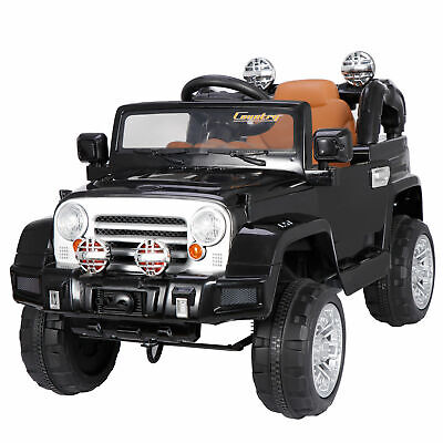 Kids Ride on Truck Car W/Remote Control 12V Battery Powered Electric Car