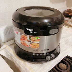 T-fal Compact Fryer - used Condition