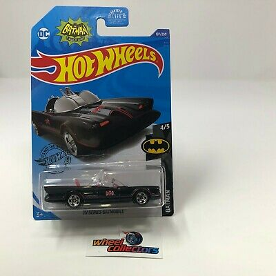 TV Series Batmobile #197 * Batman * USA 2020 Hot Wheels Case L * T7
