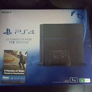 PS4 1TB  PLAYSTAION 4 1TB Wetherill Park Fairfield Area Preview
