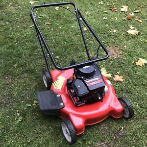 Yard Machines Lawnmower by MTD w/ Briggs and Stratton engine