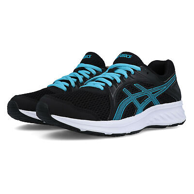 Asics Womens Jolt 2 Running Shoes Trainers Sneakers - Black Sports Breathable