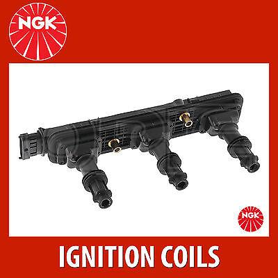 NGK Ignition Coil - U6029 (NGK48178) Ignition Coil Rail - Single