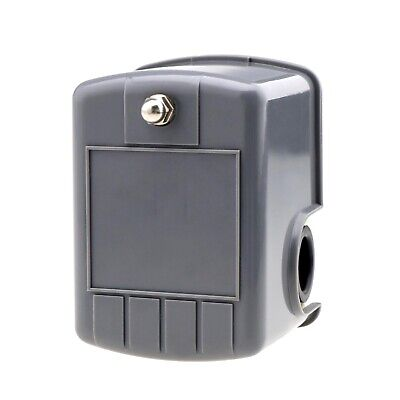 Water Pump Pressure Control Switch 40-60 Psi Adjustable For Garden Water Pump