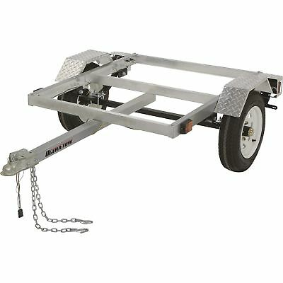 Ultra-Tow 40in. x 48in. Aluminum Utility Trailer Kit ()