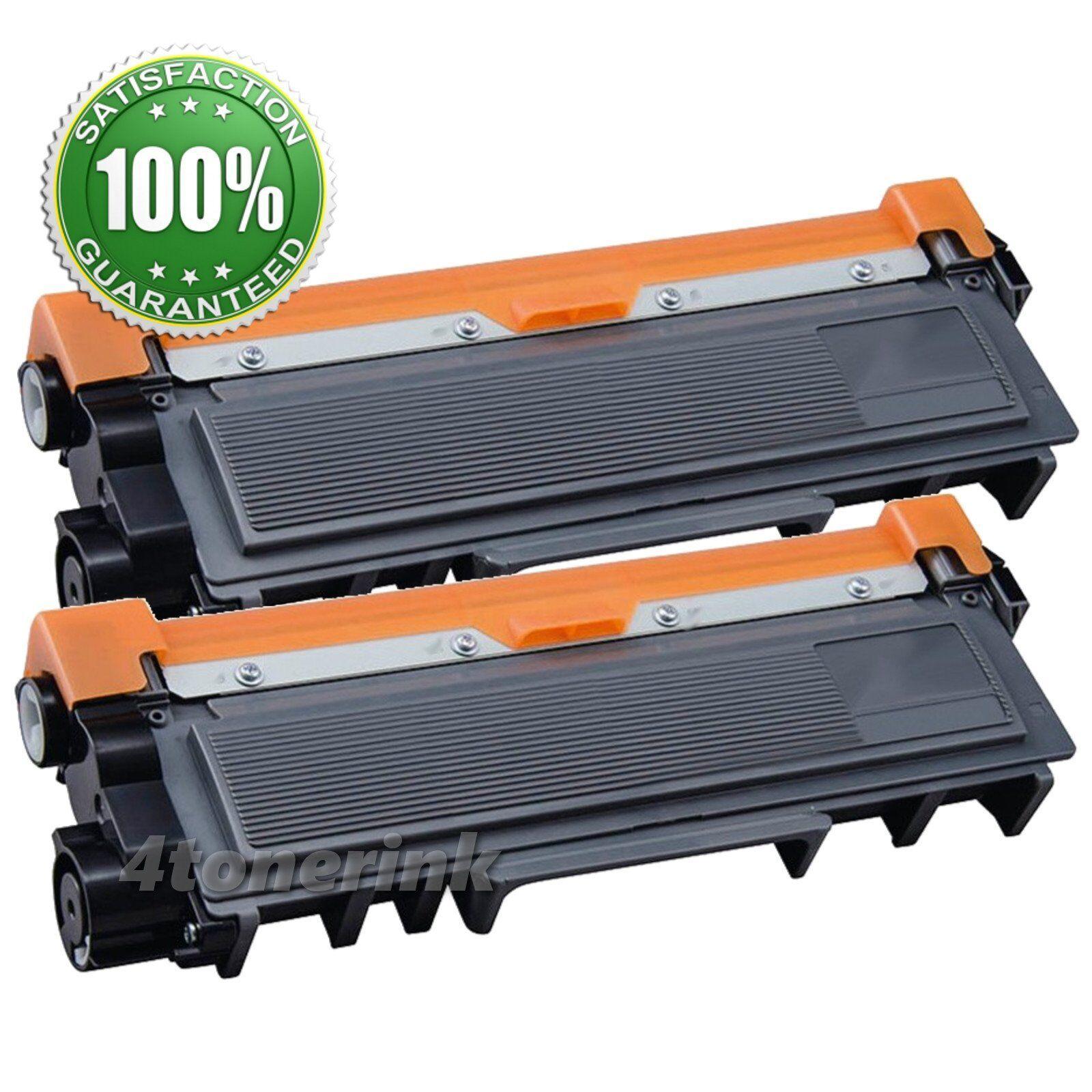 2PK TN660 Toner for Brother TN630 HL-L2340DW L2320D L2300D