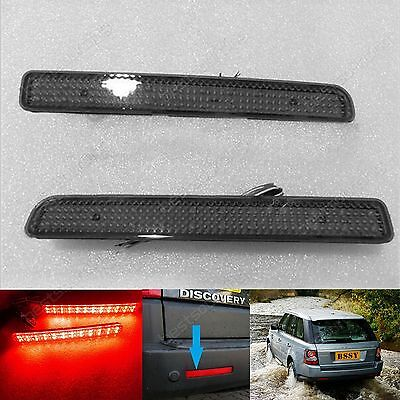 LED Rear Bumper Reflector Brake Stop Light Land Rover Range L320 Discovery 3 4